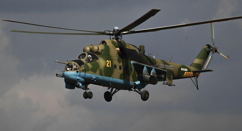 Azerbaiyán derribó por accidente a un helicóptero ruso sobre Armenia