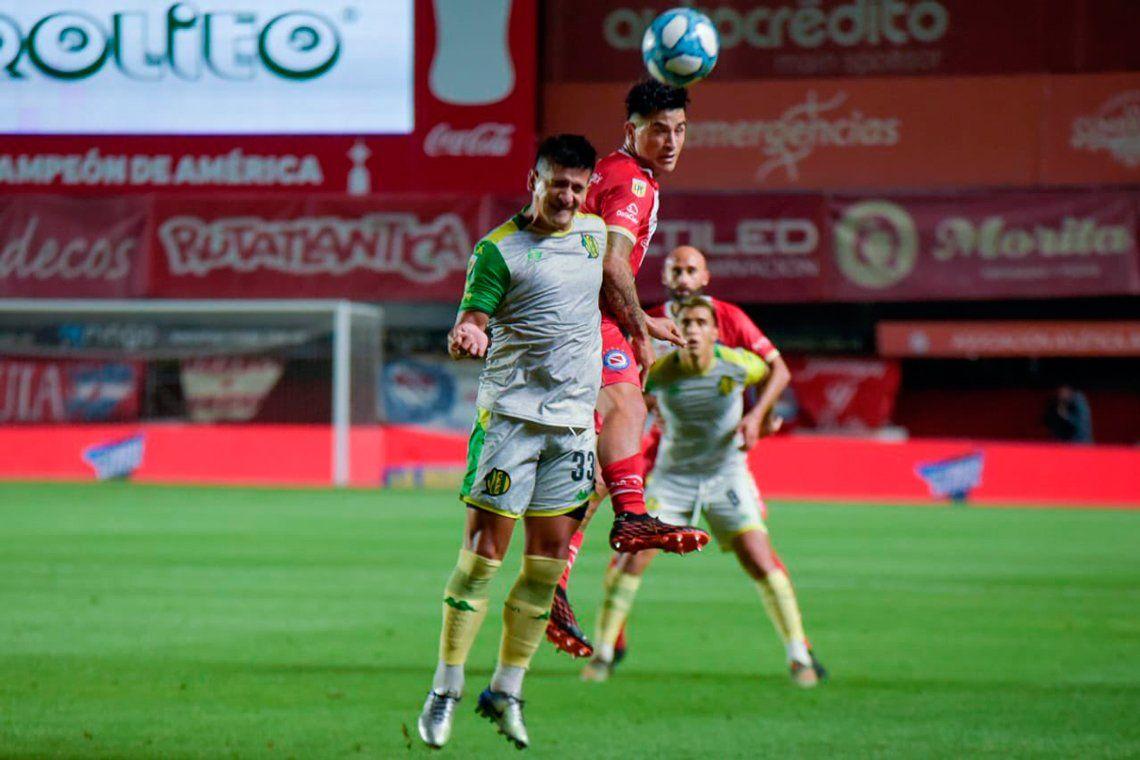 Las mejores fotos de la segunda fecha de la Copa de la Liga Profesional