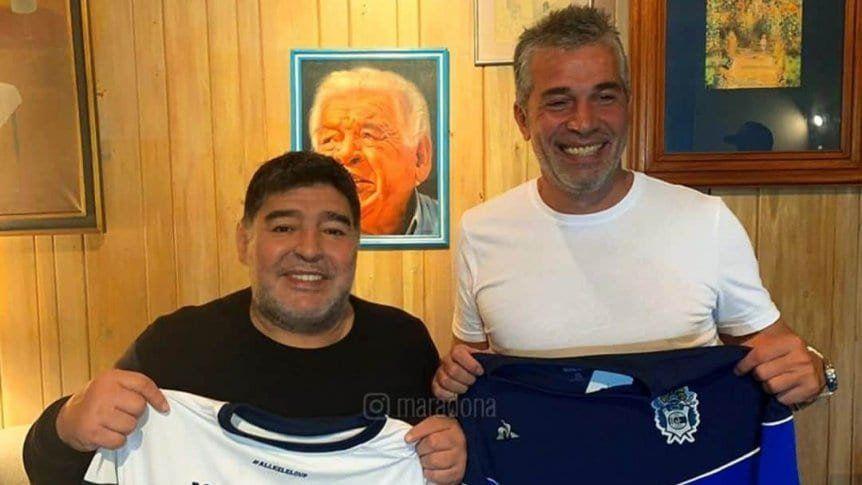 Renunció el presidente de Gimnasia y Esgrima La Plata