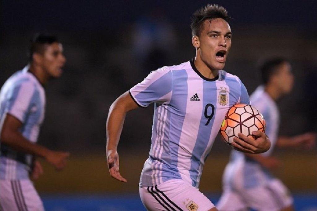 Lionel Scaloni espéra la evolución de Lautaro Martínez para definir el equipo contra Paraguay
