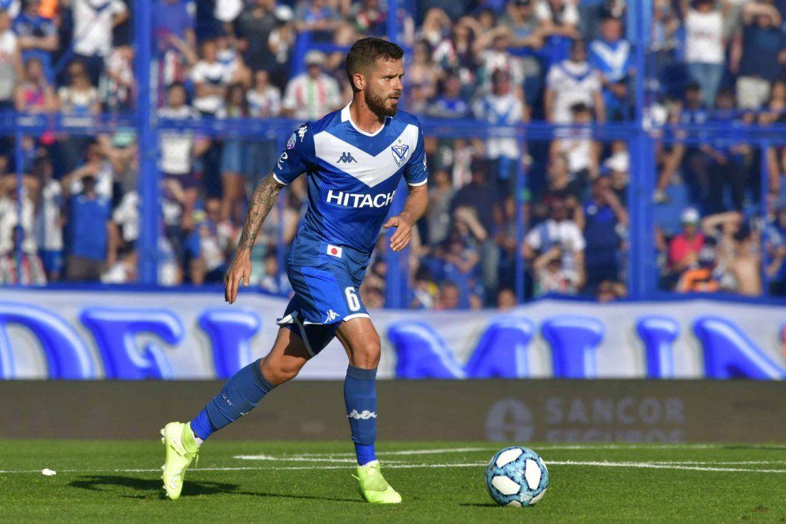 Su paso por Vélez tuvo dos etapas: en 2013 y finalmente en 2019/2020