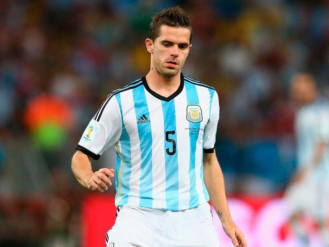 Jugó seis partidos en la Copa Mundial de Fútbol de 2014