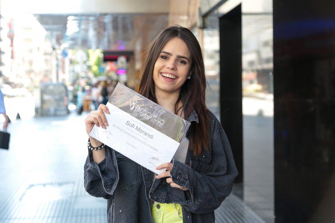 Sofía Morandi - Crédito: Ale Palacios