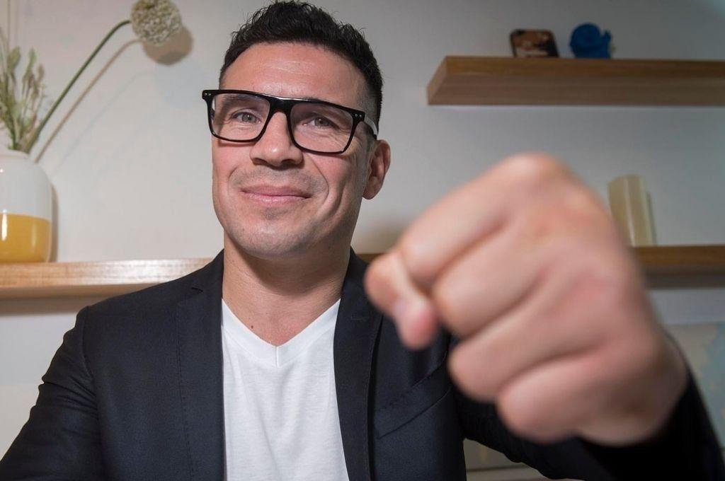 Vía streaming, la historia de Sergio Maravilla Martínez en primera persona