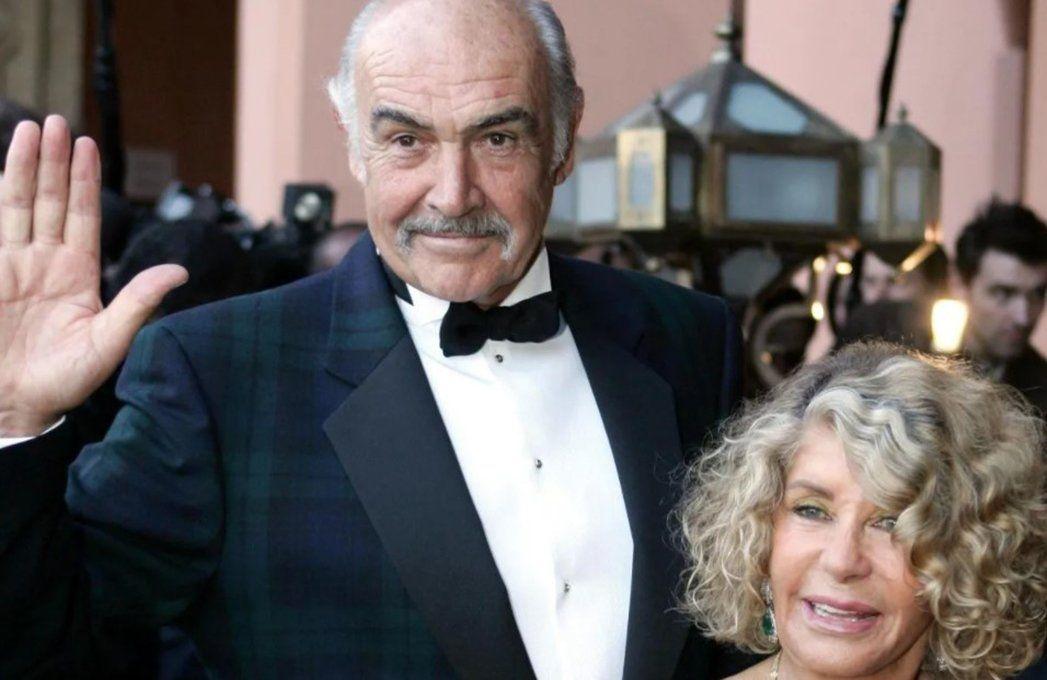 Volver a casa: la viuda de Sean Connery reveló cuál fue el último deseo del actor