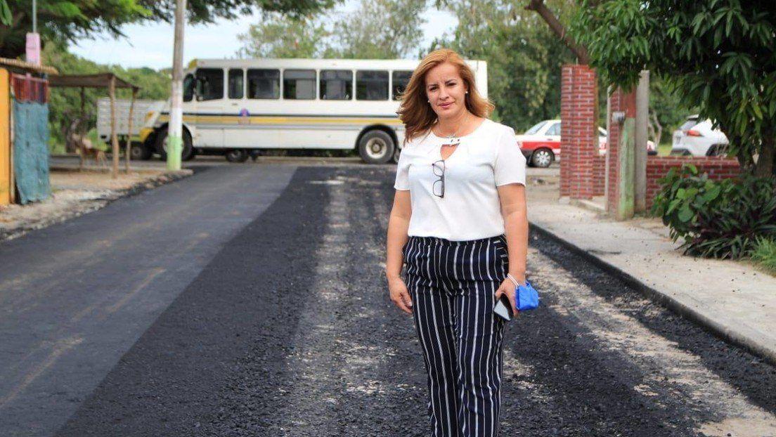 México: hallan el cadáver de alcaldesa de Veracruz, secuestrada y asesinada