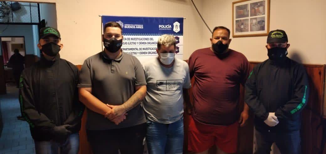 Ex funcionario de Martiniano Molina detenido en causa narco