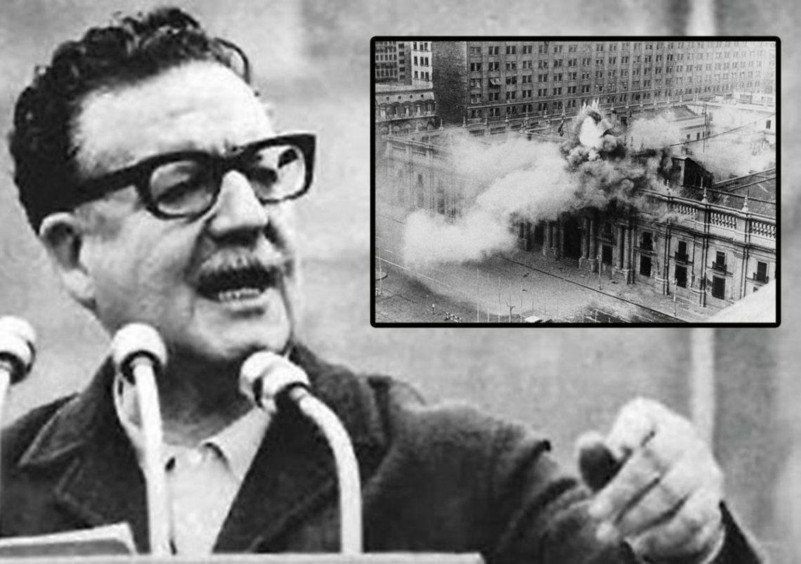Desclasifican documentos que confirman que Estados Unidos planificó el derrocamiento de Salvador Allende