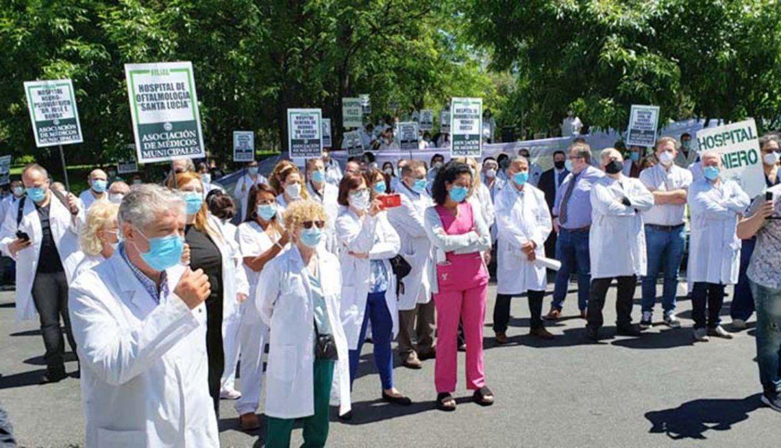 CABA: los médicos realizarán un paro de 24 horas el próximo martes