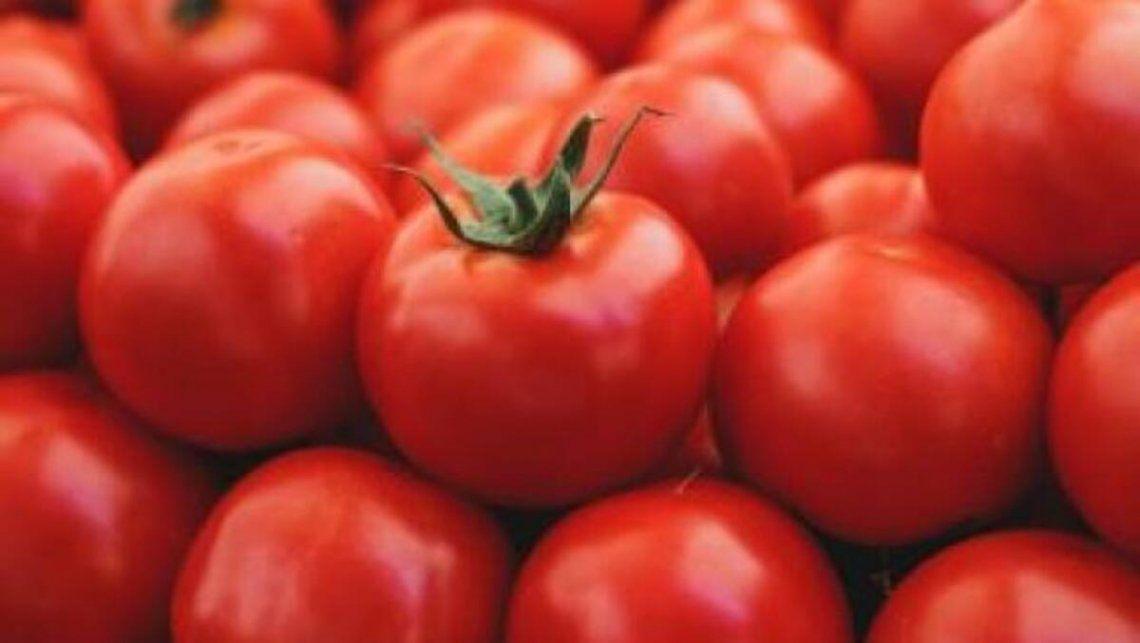 El tomate redondo fue lo que más aumentó en octubre: 52,5%