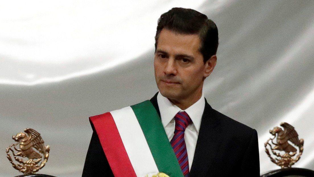México: acusan a ex presidente Peña Nieto por corrupción en el caso Odebrecht