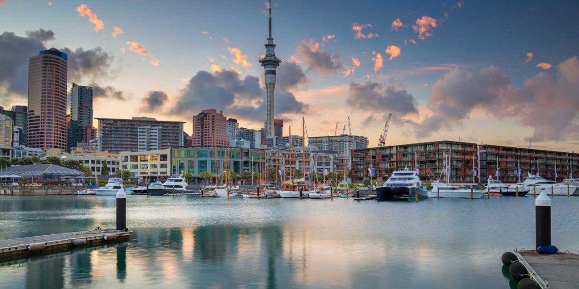 Nueva Zelanda confina a 100.000 personas por un sólo contagio