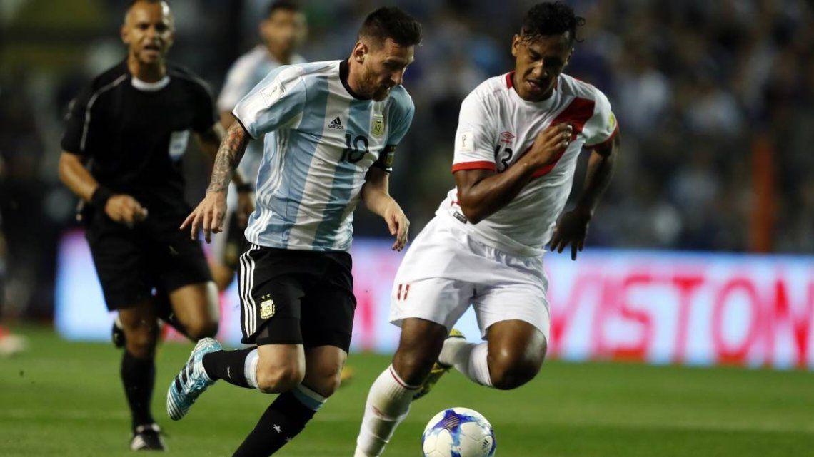 Argentina visitará a Perú el próximo martes