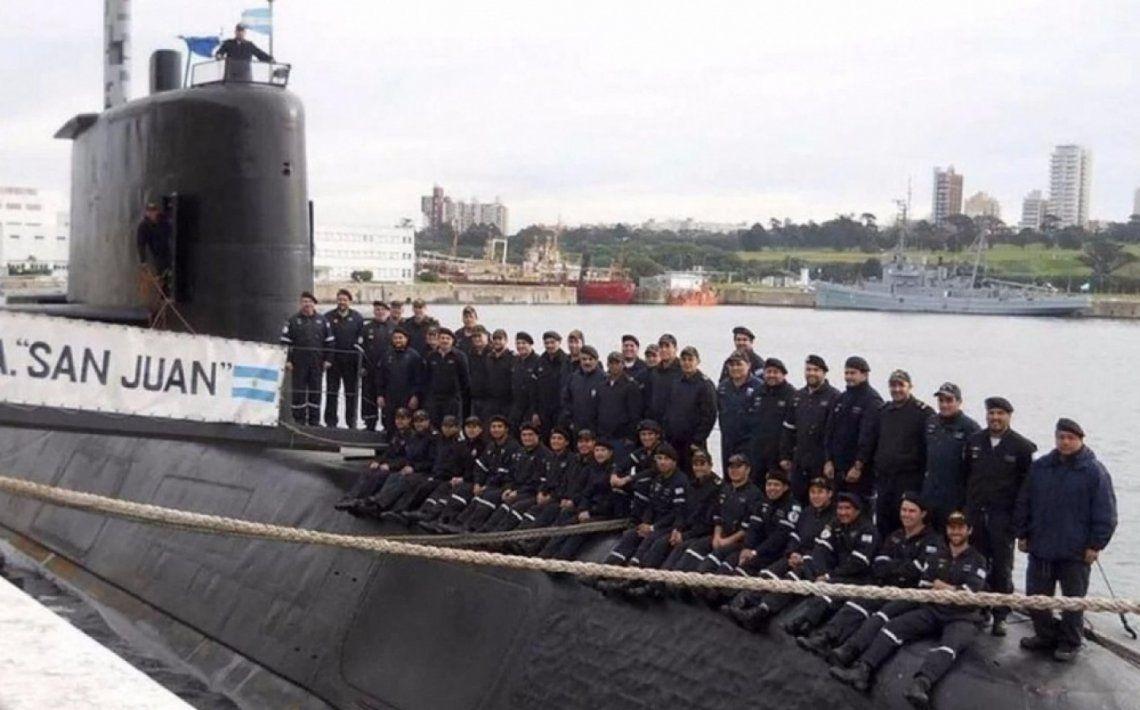 Tercer aniversario del hundimiento del ARA San Juan - 44 héroes dieron la vida por la Patria