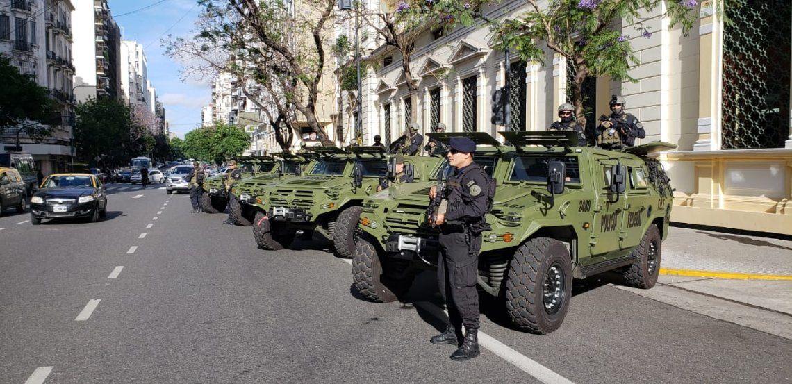 Fuerzas Federales inmvestigan denuncia de ingreso de explosivos desde Paraguay