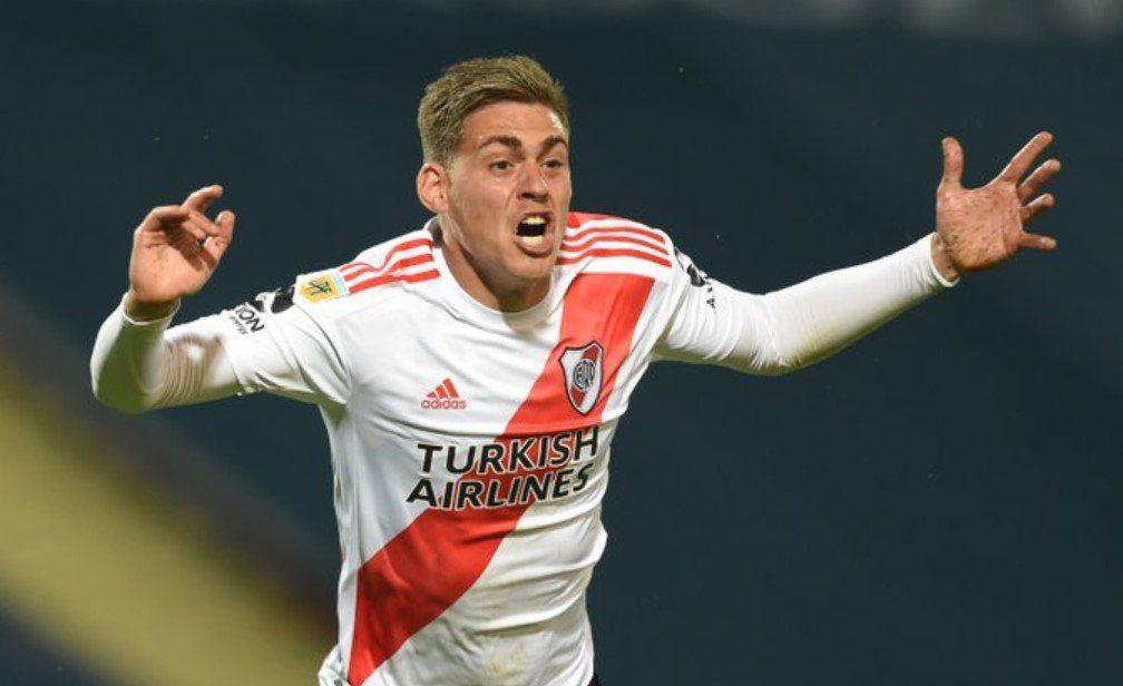 Copa de la Liga Profesional | Sufrió, luchó y ganó: River se impuso a un aguerrido Godoy Cruz por 1-0