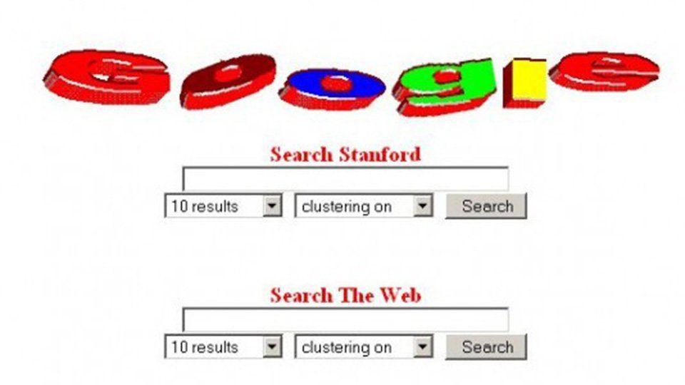 Cómo volver en el tiempo y usar la versión de Google de 1998