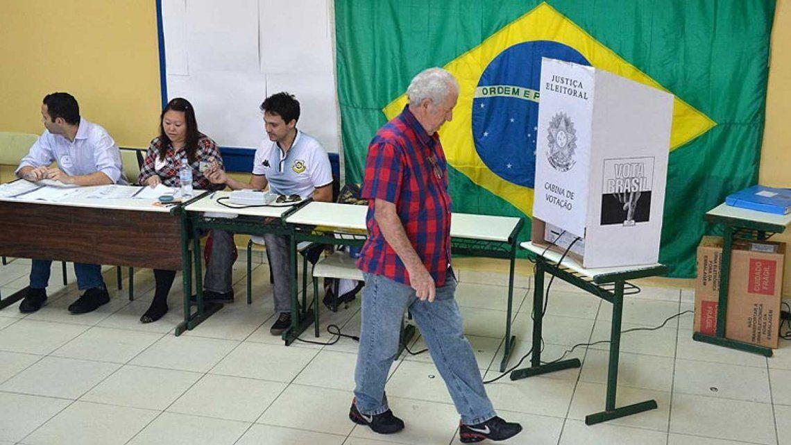 Elecciones en Brasil: la centroderecha recupera terreno y el bolsonarismo pierde terreno