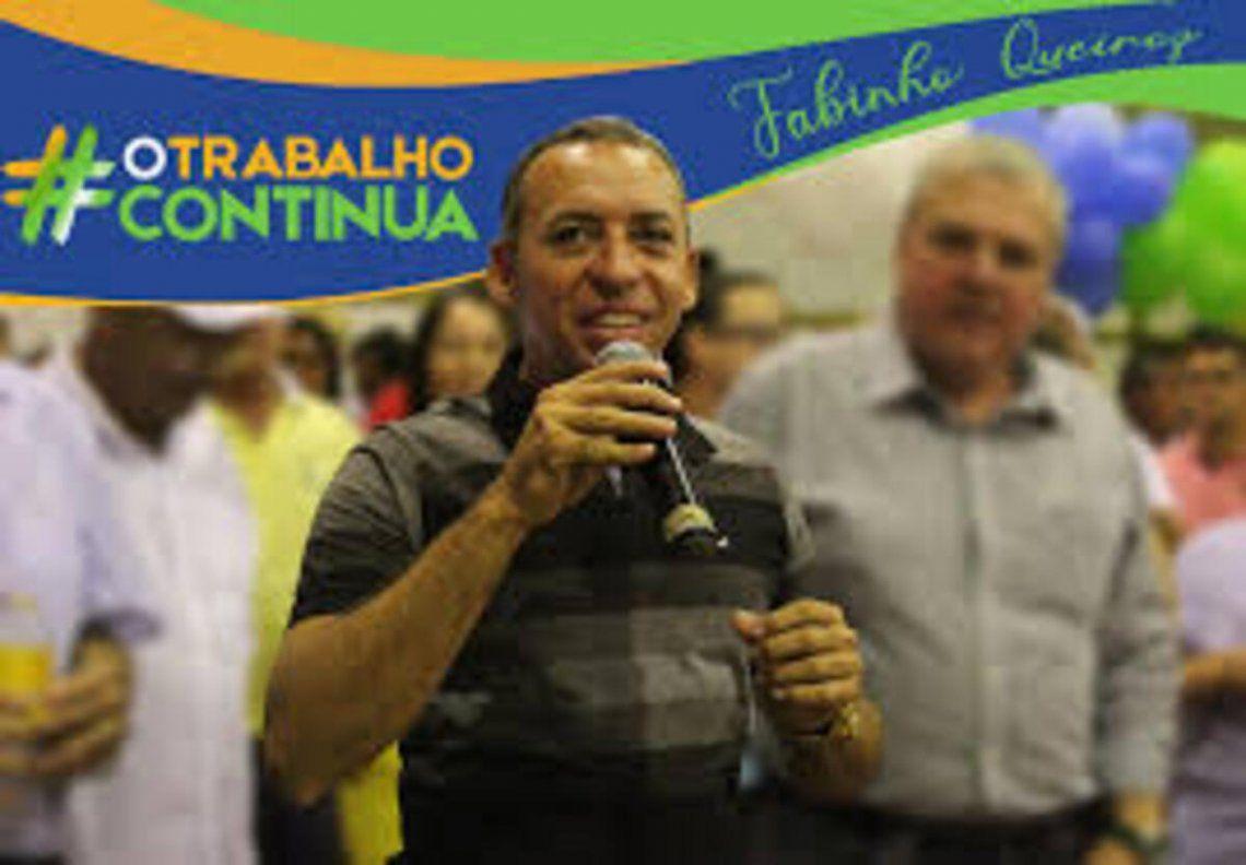 Fabinho Queiroz será el nuevo intendente de Buenos Aires