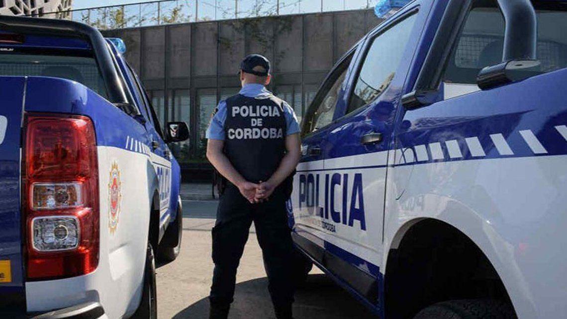 Policía de Córdoba.