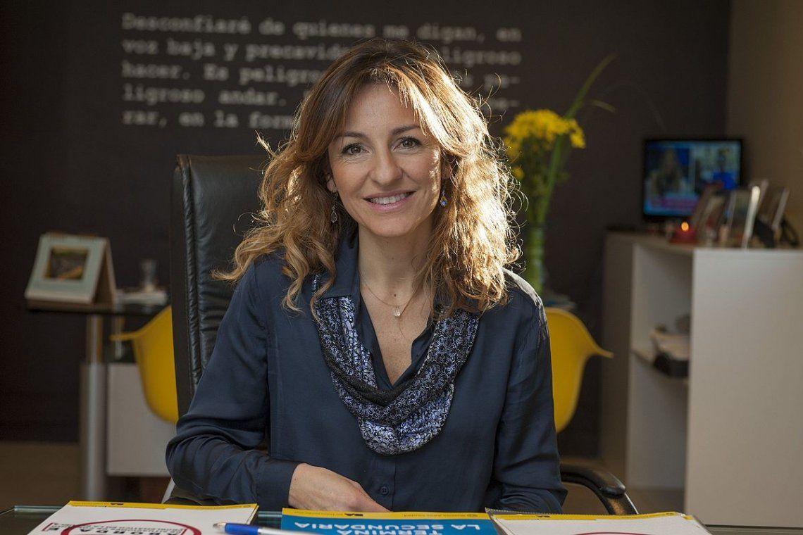 Soledad Acuña hizo polémicas declaraciones sobre los nuevos docentes de la Ciudad