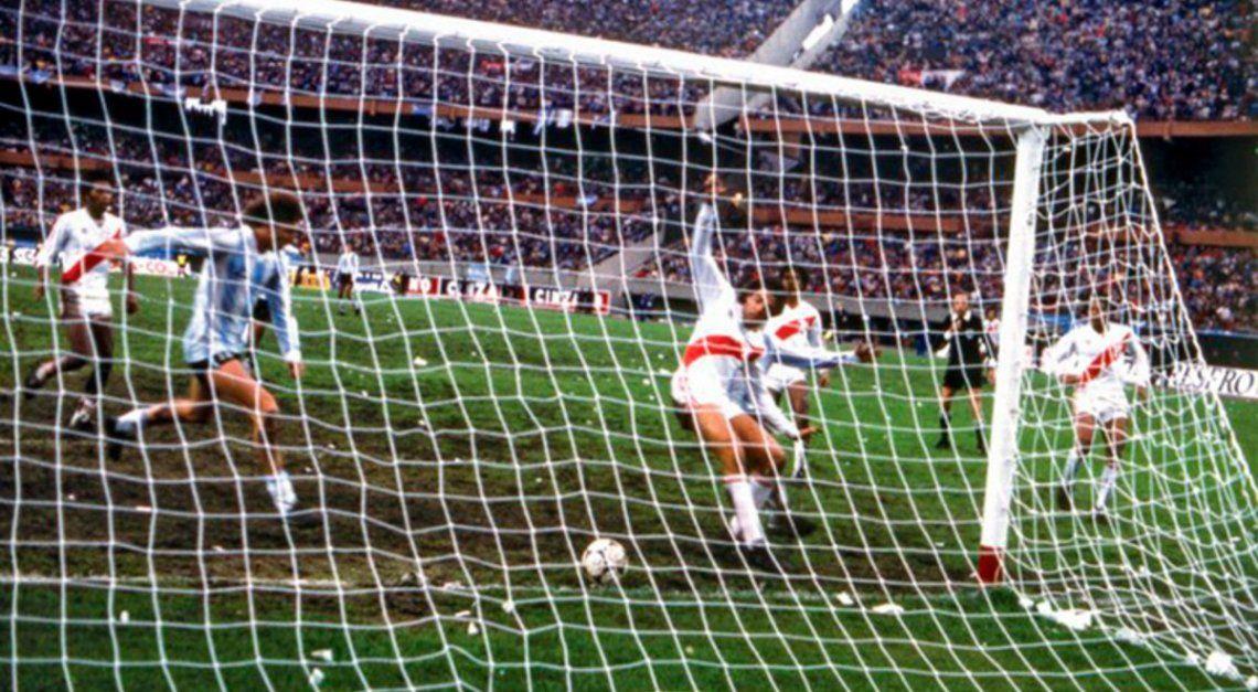 Argentina- Perú: Los partidos más apasionantes