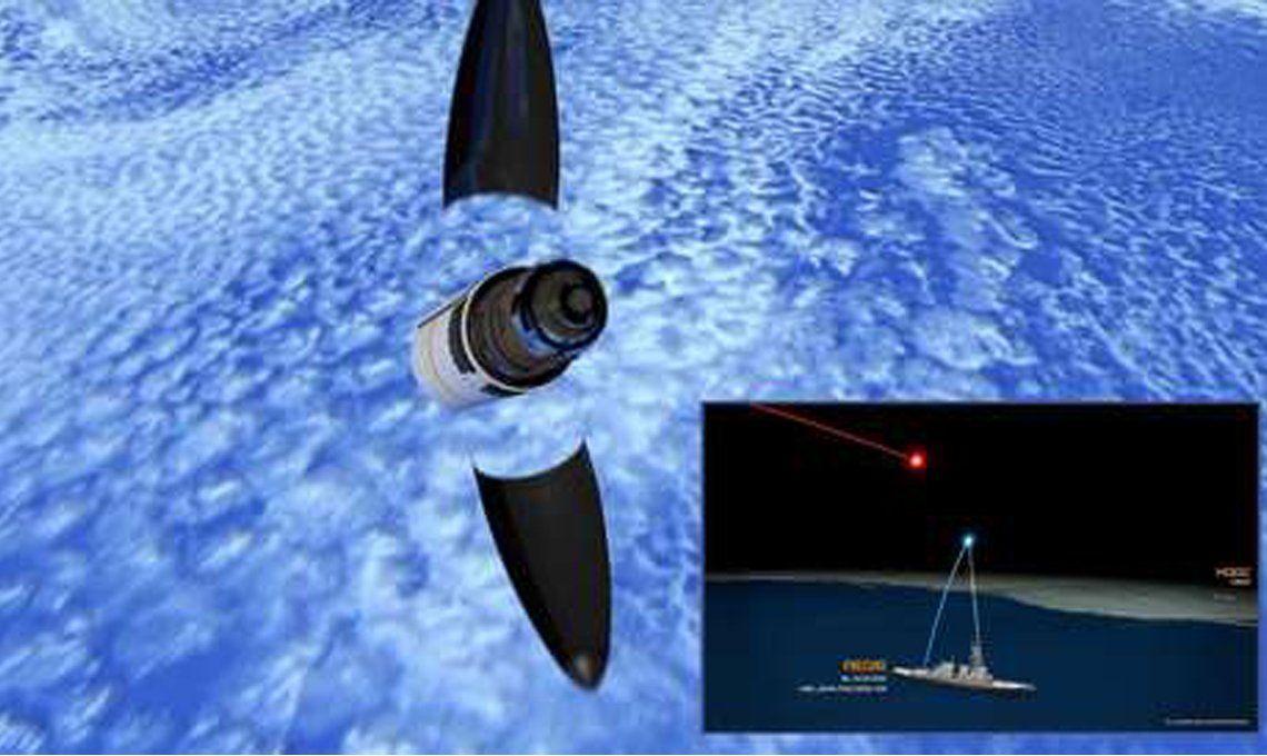 EE.UU. derstruye un misil en el espacio por primera vez en la historia
