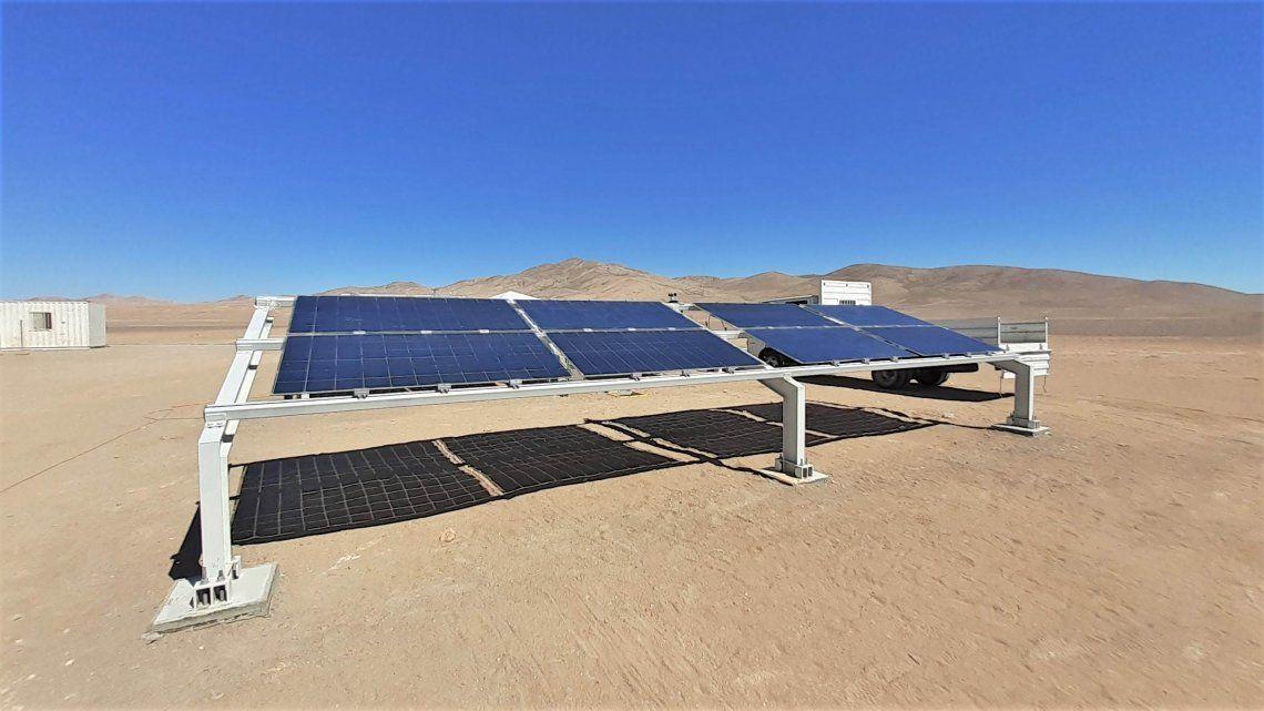 ¿ Cómo el cambio climático podría perjudicar a la energía solar de Chile ?