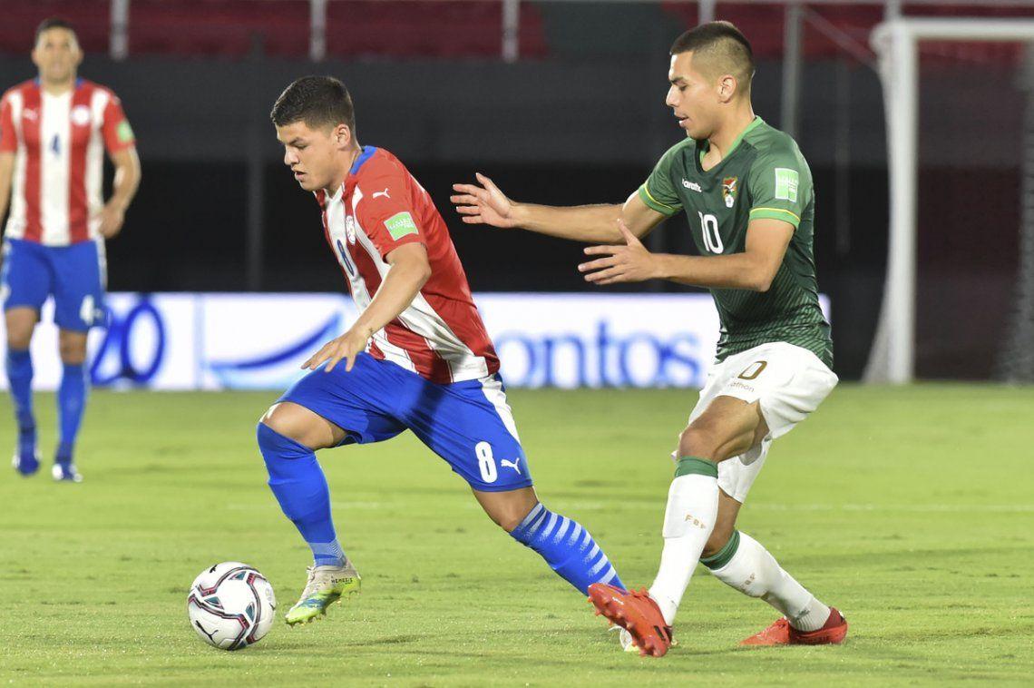 Paraguay no pudo con el débil elenco boliviano aunque mantuvo en el invicto