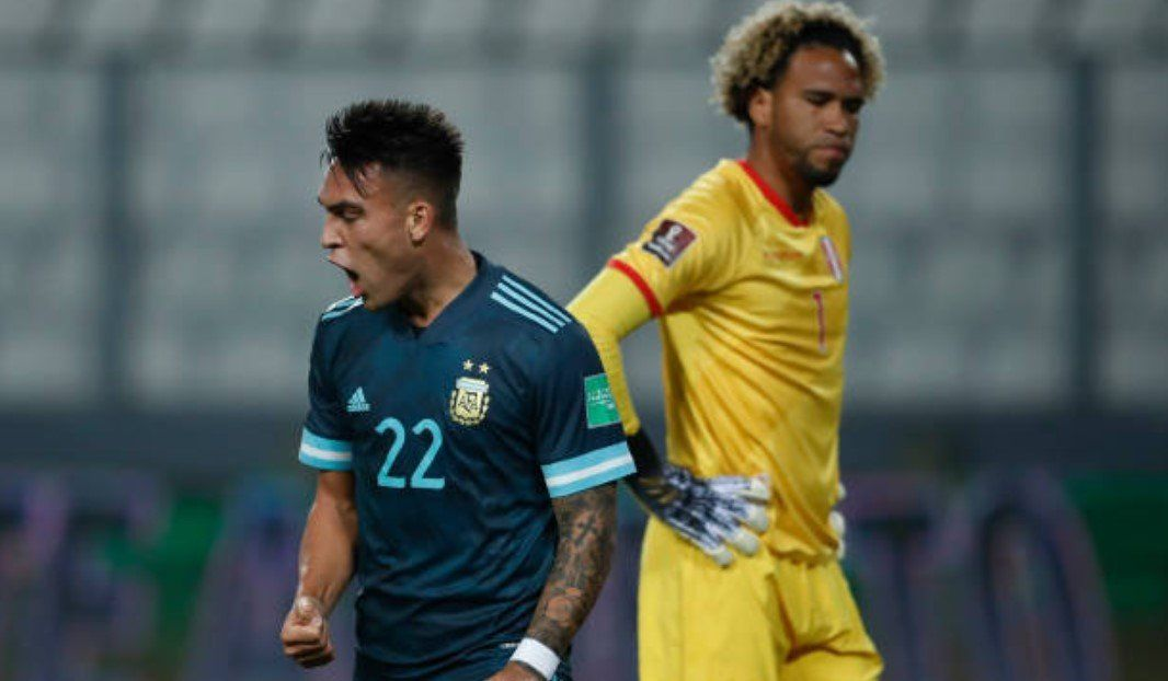 Eliminatorias Sudamericanas | Un triunfo con autoridad: Argentina mejoró en el juego y se impuso a Perú por 2-0