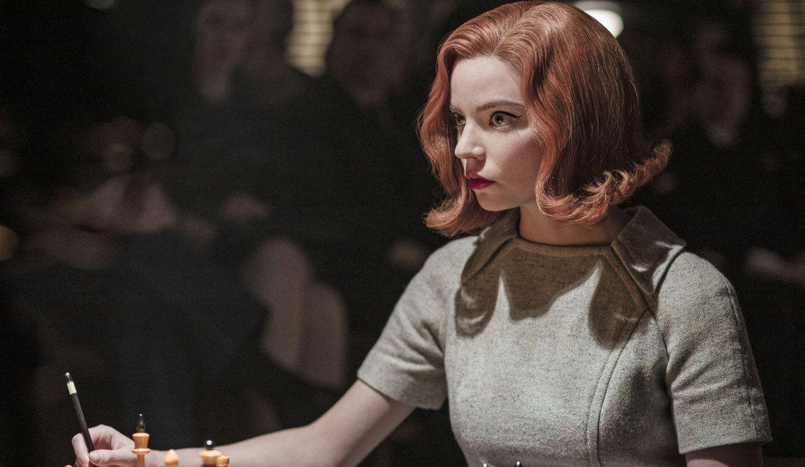 Anya Taylor-Joy, la protagonista de Gambito de Dama, tiene mucho de argentina