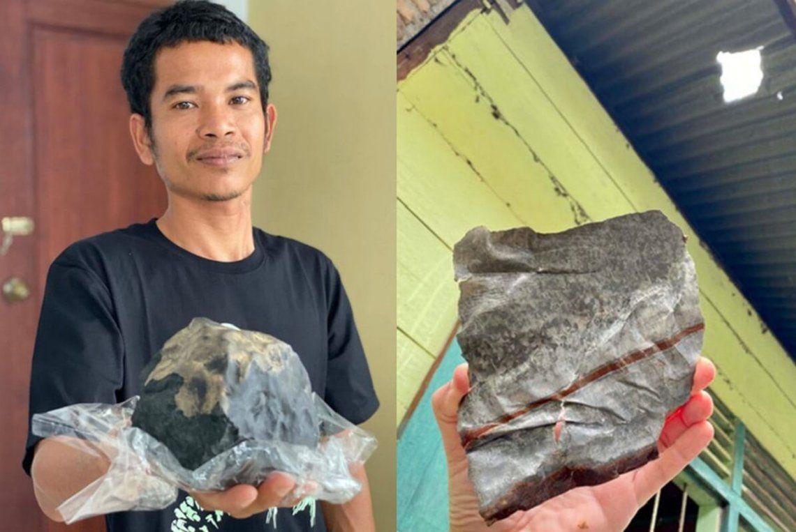 Josua Hutagalung le vendió el objeto a un coleccionista estadounidense