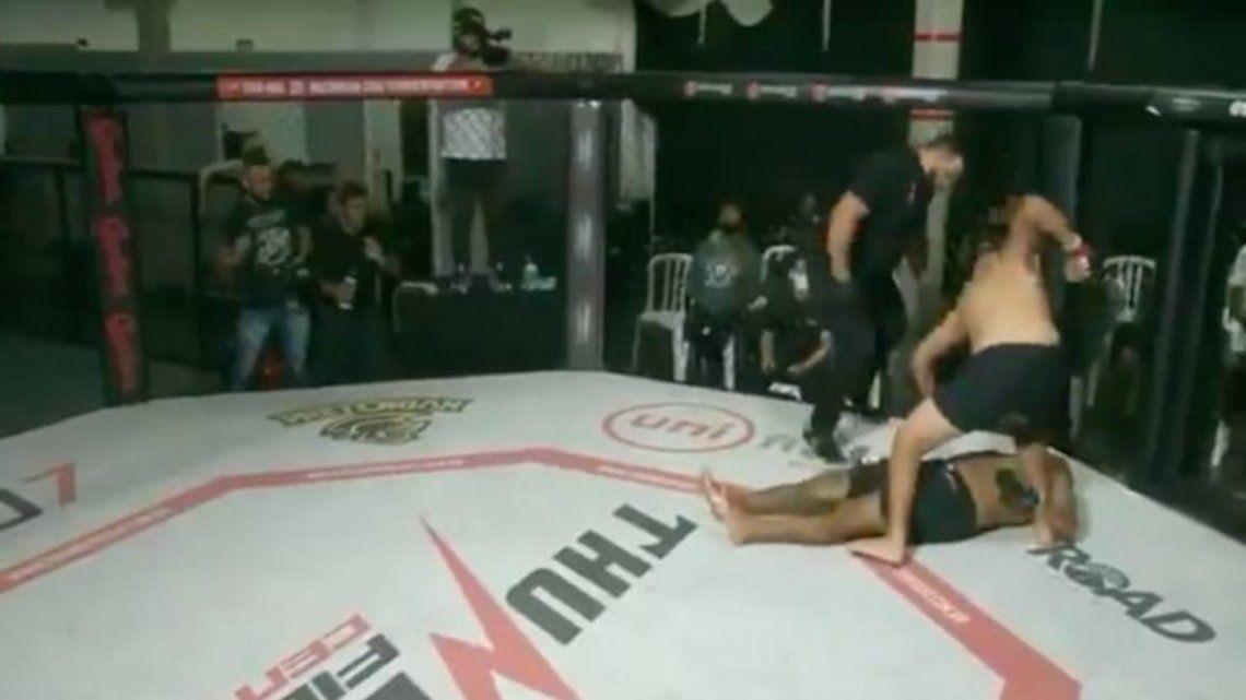 La Federación de MMA de Brasil pidió disculpas y analiza suspensiones