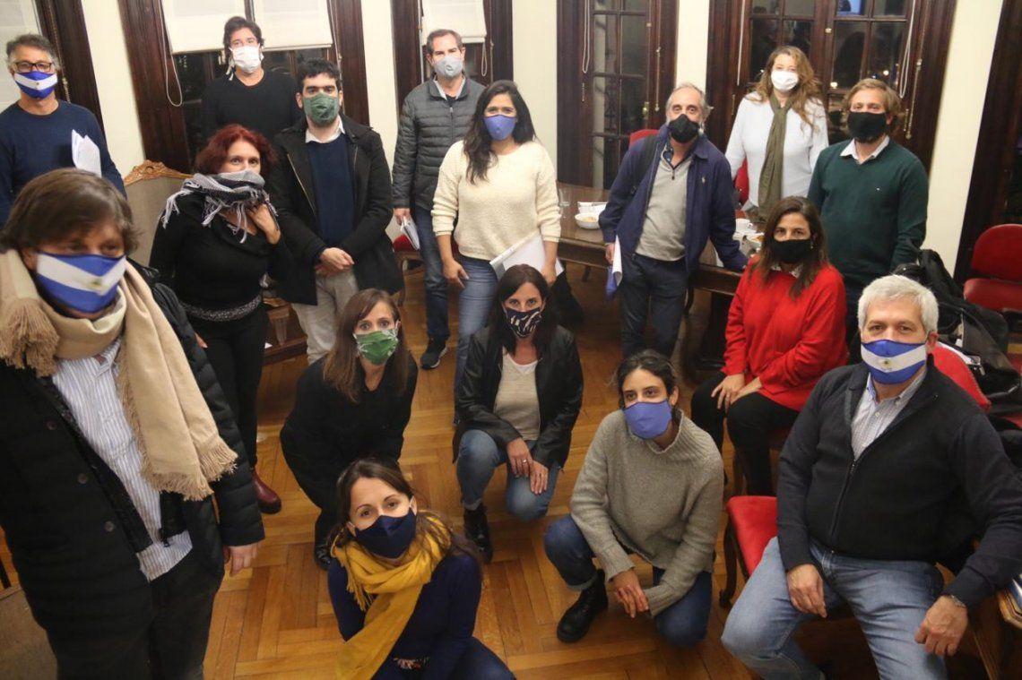 El bloque de legisladores porteños del Frente de Todos pidió la interpelación de Soledad Acuña