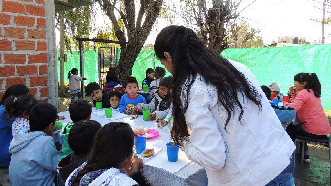 Impacto de Amor: Una acción solidaria en comedores y merenderos de AMBA