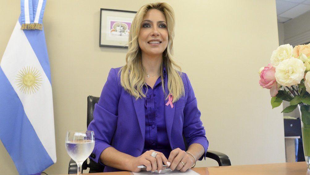 Fabiola Yáñez demandó a Google