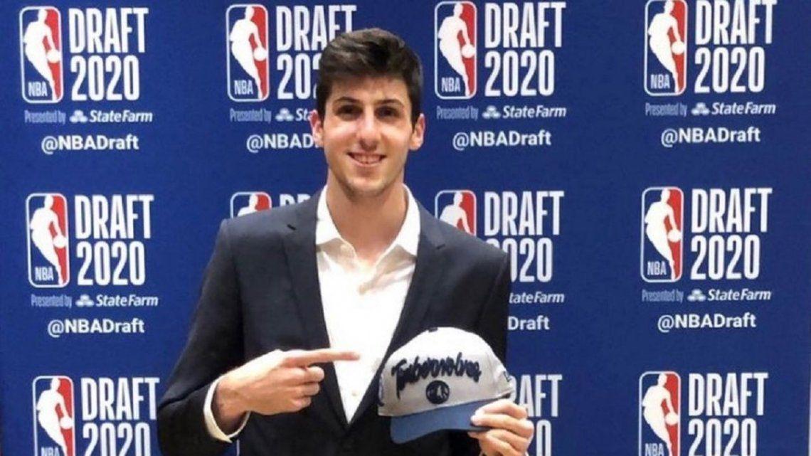 NBA: Bolmaro fue elegido en el Draft y jugará en Minnesota | NBA, Emanuel  Ginóbili, Draft NBA