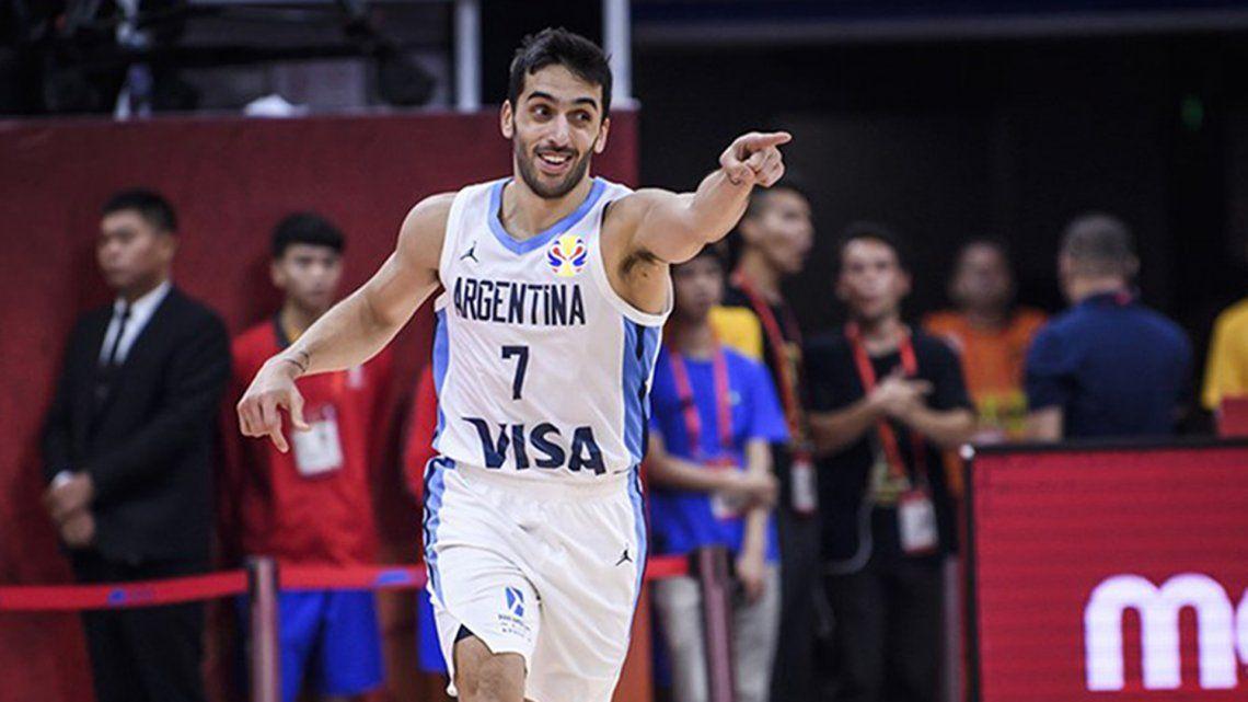 Facundo Campazzo va a jugar la próxima temporada en la NBA
