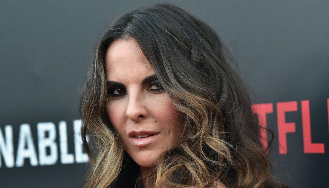 Kate del Castillo dijo quue Sean Penn la usó para llegar al naarcotraficante Chapo Guzmán