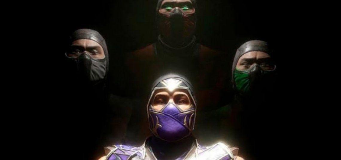 Mortal Kombat 11:  el imperdible homenaje a Queen