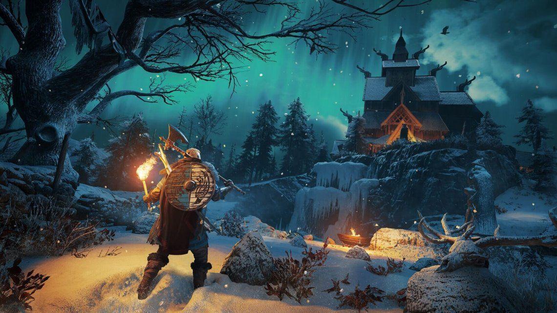 Assassin's Creed: Valhalla es el resultado de la evolución de la saga de videojuegos de Ubisoft