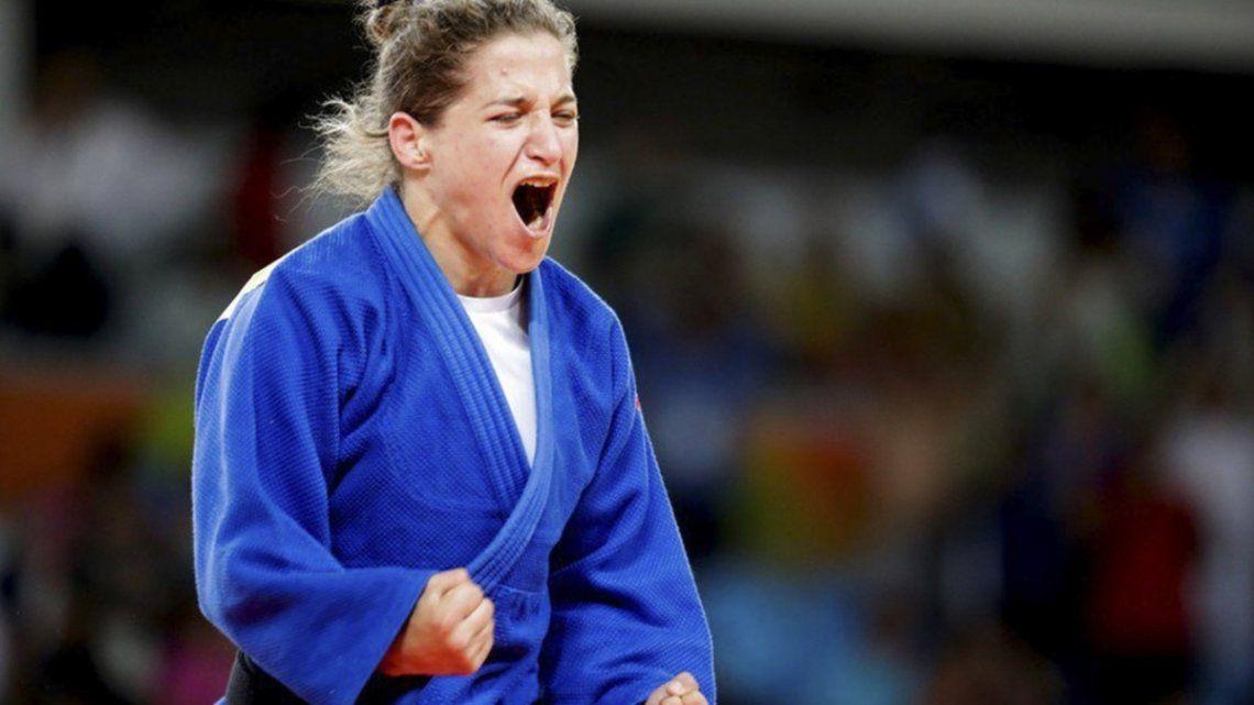Paula Pareto debuta en los Juegos Olímpicos