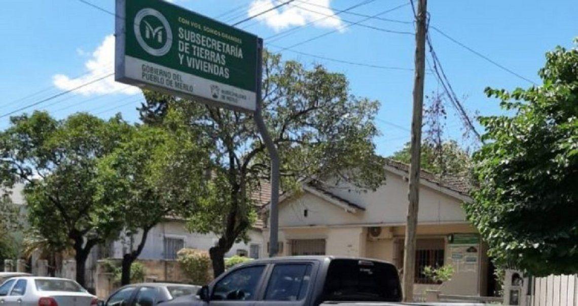 Merlo: detienen a dos funcionarios municipales por vender tierras fiscales