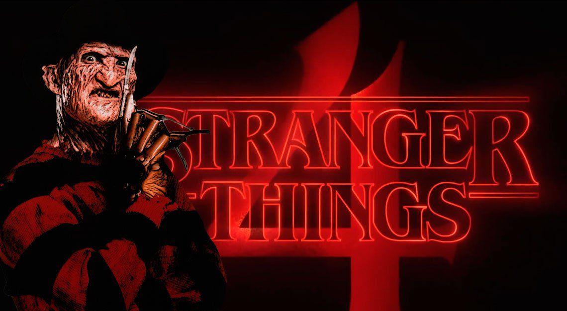 Stranger Things: Robert Englund se incorpora a la serie de Netflix