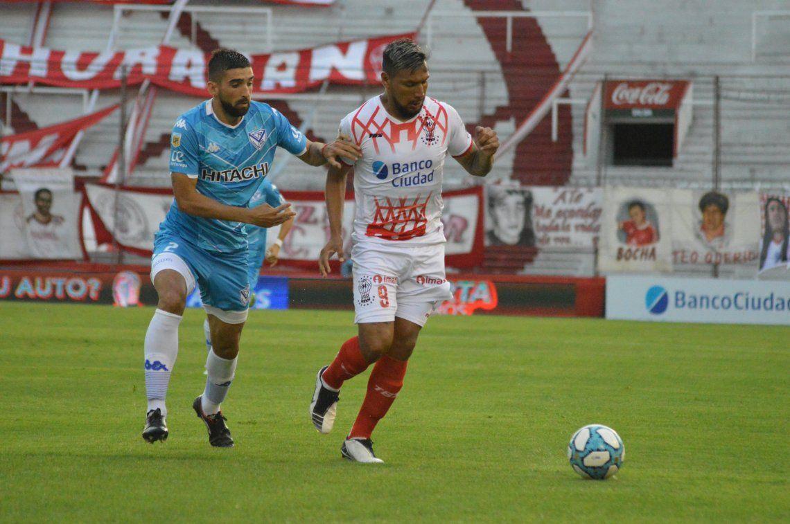 Copa de la Liga Profesional | Vélez derrotó a Huracán por 2-1 y le arrebató la punta del Grupo 6
