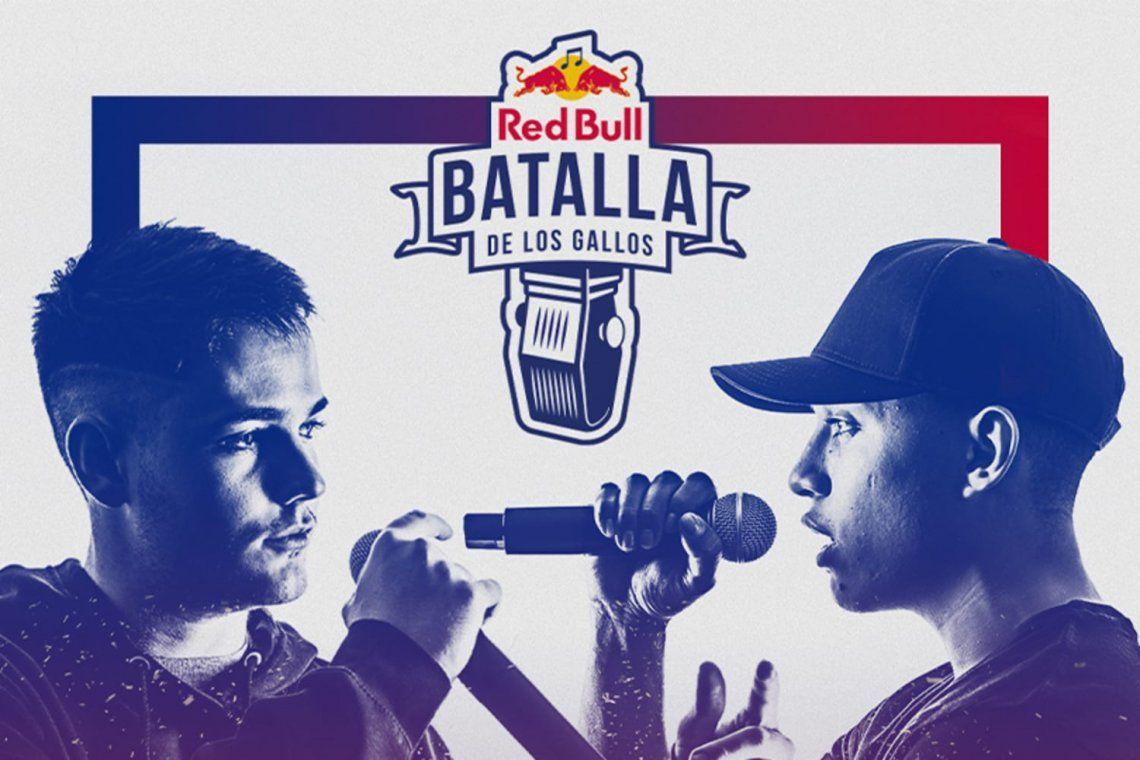 Tata ganó la edición 2020 de la Red Bull Batalla de los Gallos Argentina y viajará a la Final Internacional de rap