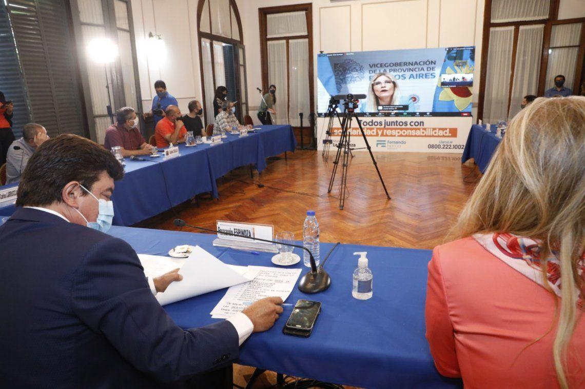 Reunión del Consejo Consultivo para el Planeamiento estratégico