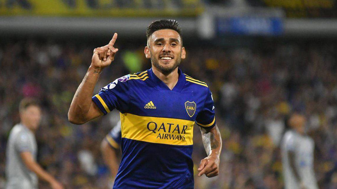 Boca: Salvió voilvió a entrenar y jugará el miércoles ante Internacional