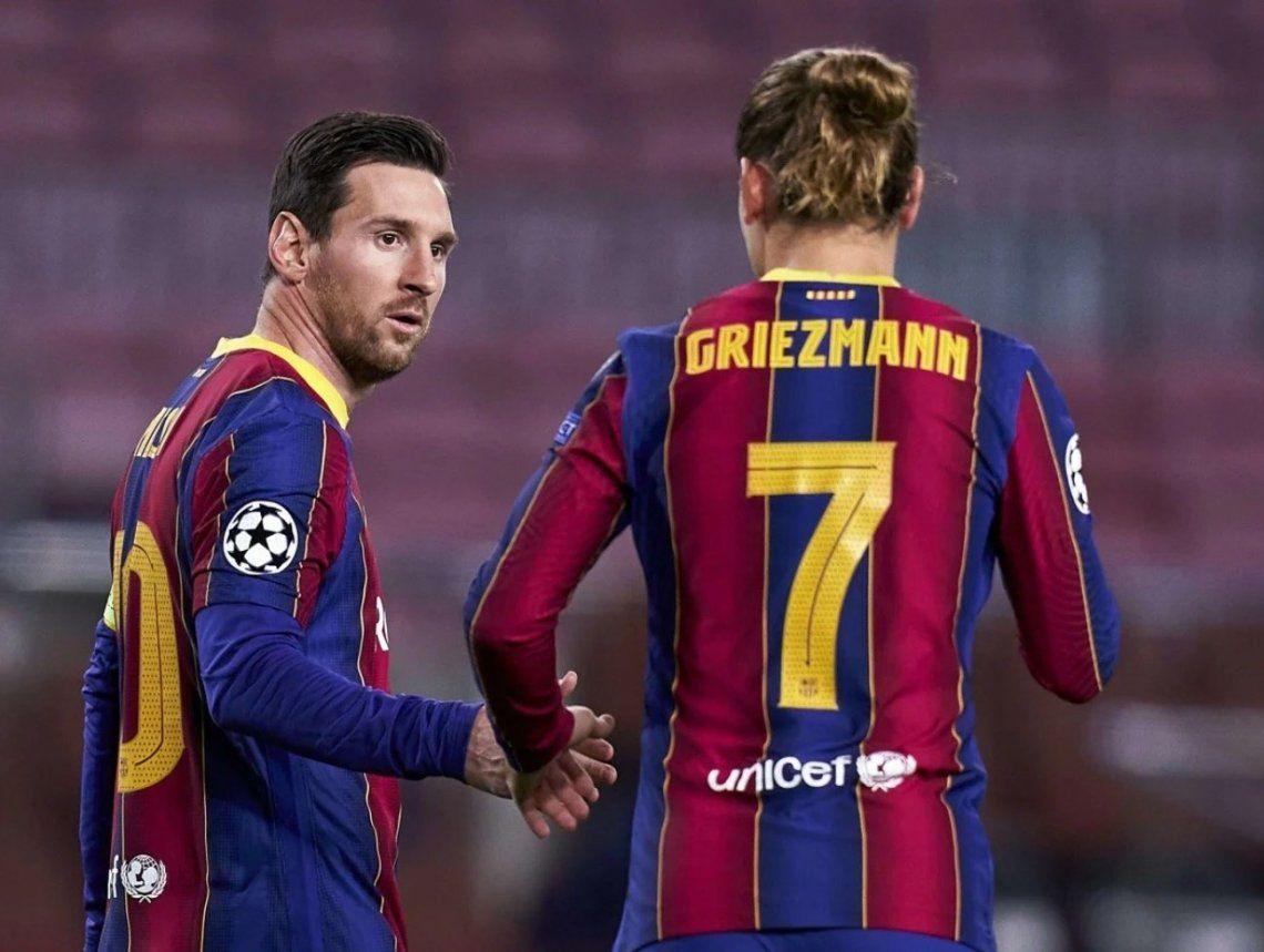 Antoine Griezmann: A Leo le jodió cuando yo rechacé ir al Barcelona