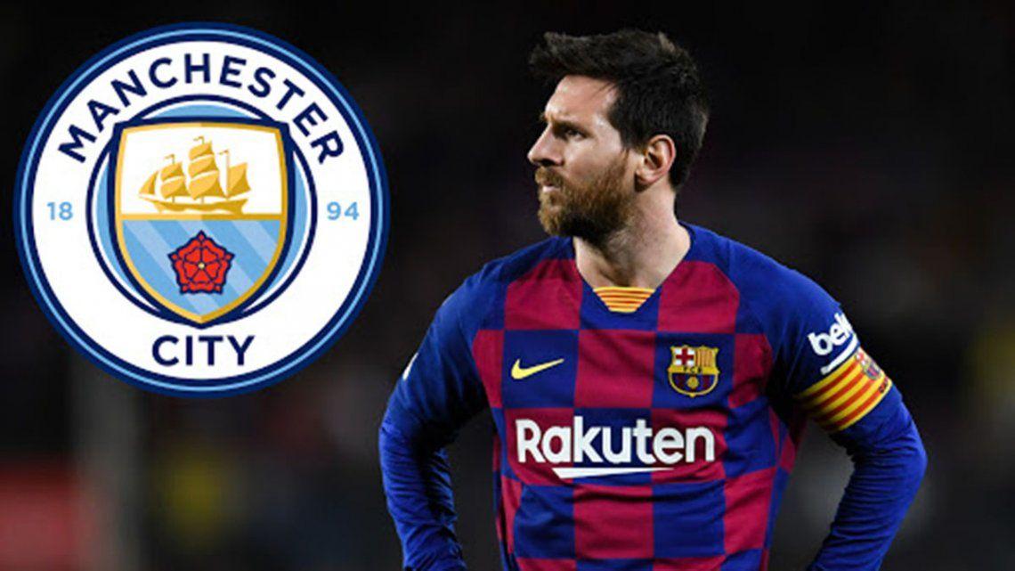 Messi quedará habilitado a partir del 1 de enero para negociar con cualquier otro club